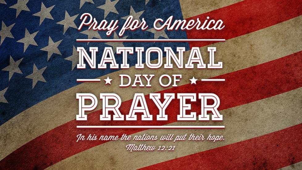 National Day of Prayer