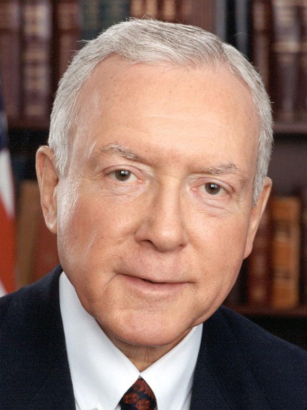 Senator Orin Hatch