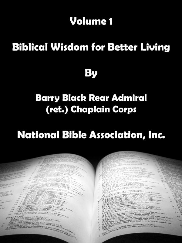 Biblical Wisdom for Better Living