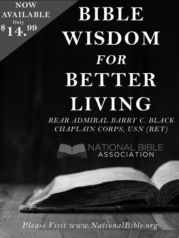 Bible Wisdom for Better Living